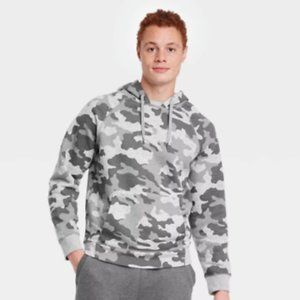 All in Motion Camouflage Hoody Medium